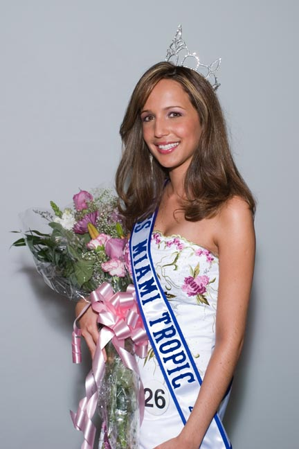 Yisell Hernandez    Miss Miami Tropic 2005