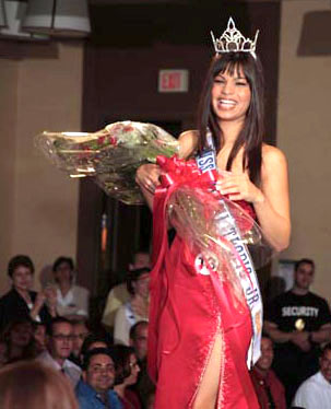 Jessica Perez    Miss Miami Tropic Teen 2006