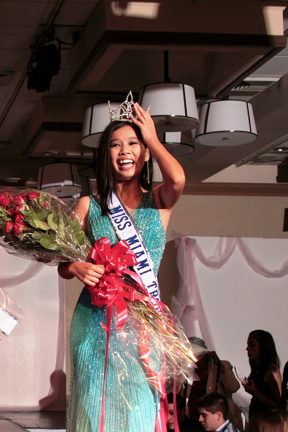 Tammy Tang     Miss Miami Tropic Jr. Teen