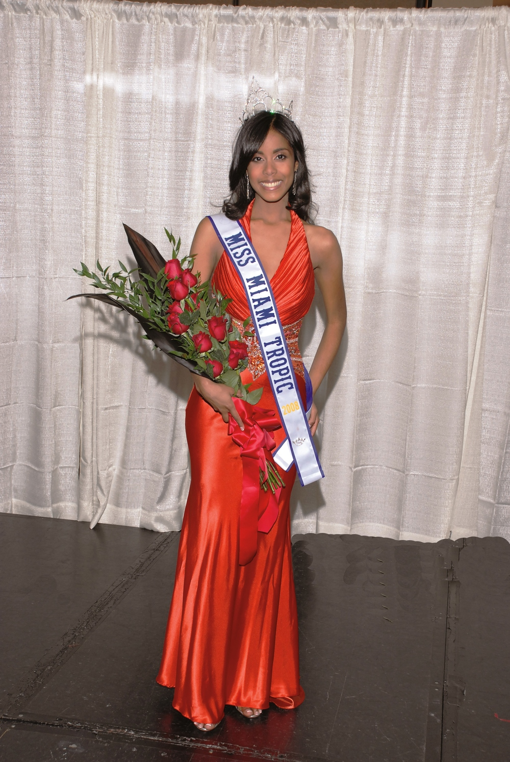 Erica Rivera Miss Miami Tropic 2008