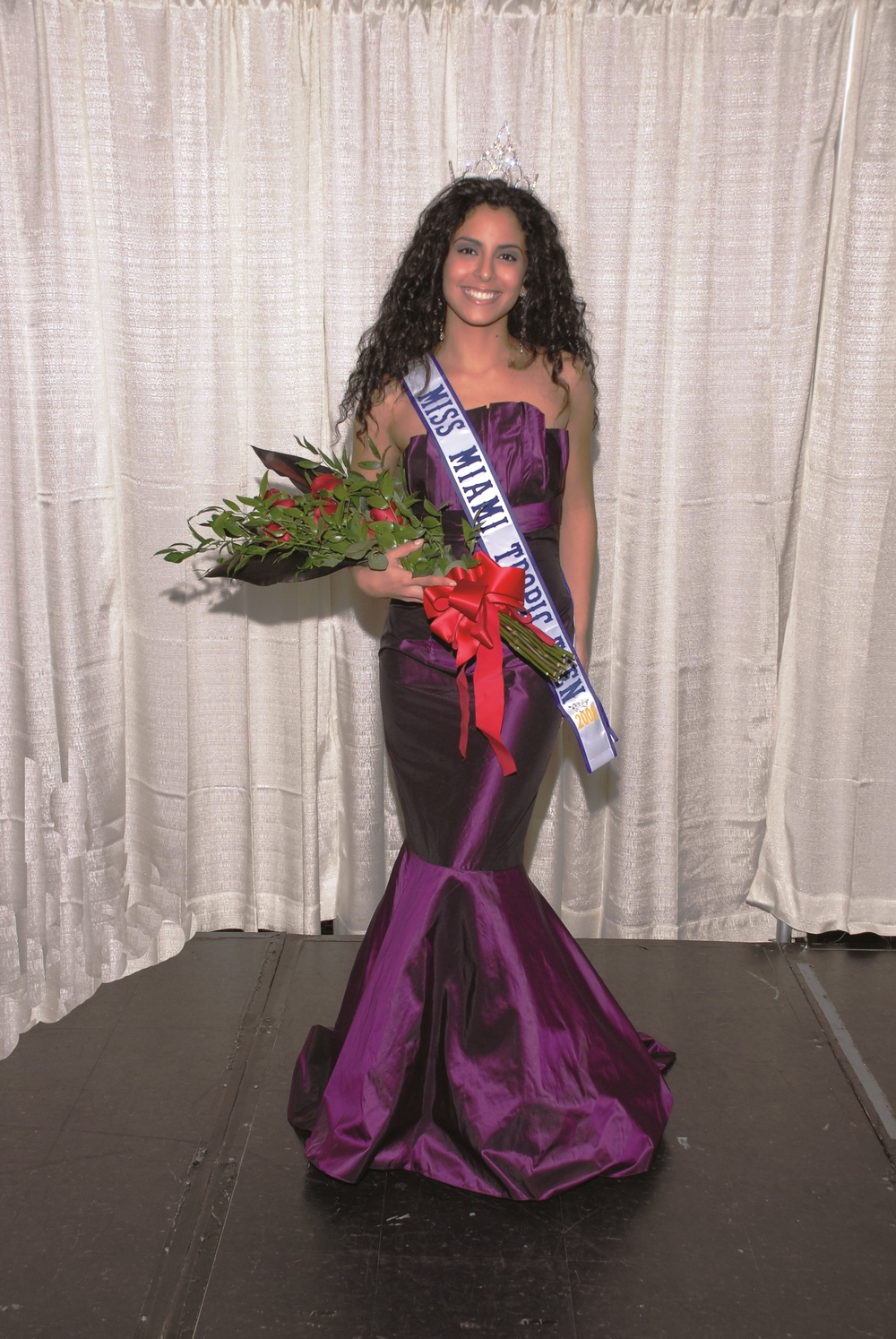 Melissa Ramirez Miss Miami Tropic Teen 2008
