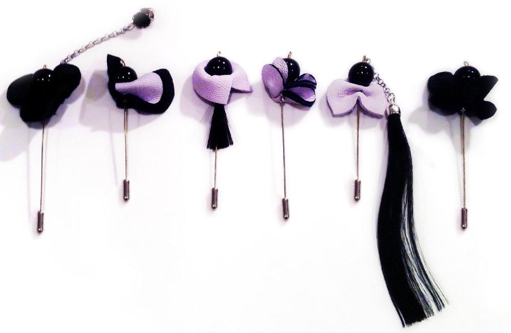 Wedding Spirit - Bespoke Lapel Pins.