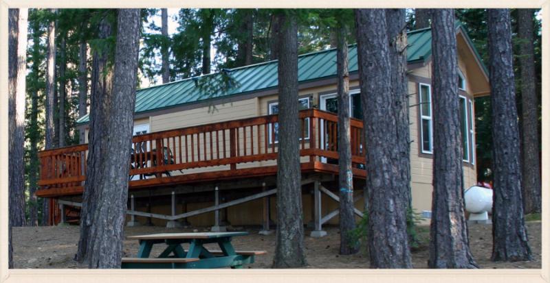 Reservations lake siskiyou beach camp for Lake siskiyou resort cabins