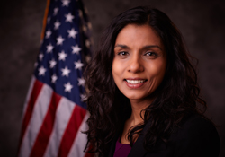 Monica Bharel, Commissioner of the Massachusetts Department of Public Health (Executive Office of Health and Human Services)
