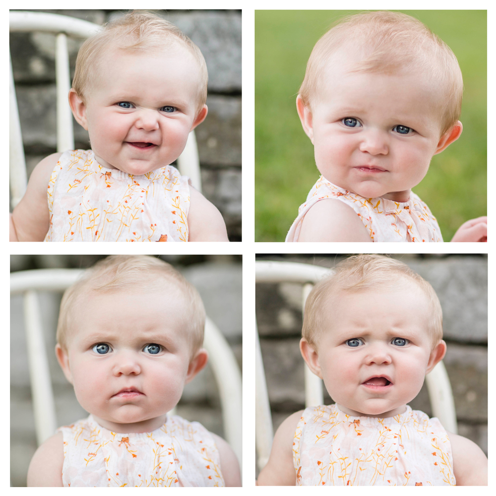 The many faces of Evelyn | Six Months