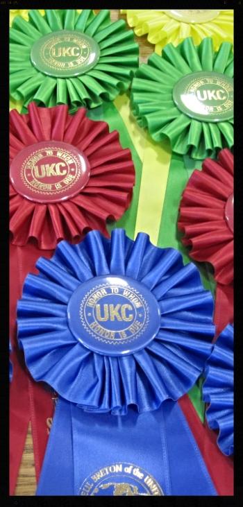 UKC Class awards