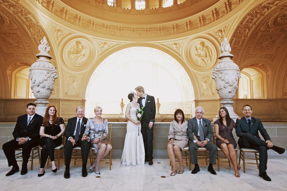 San Francisco City Hall Wedding Photography Cori EB 14JPG
