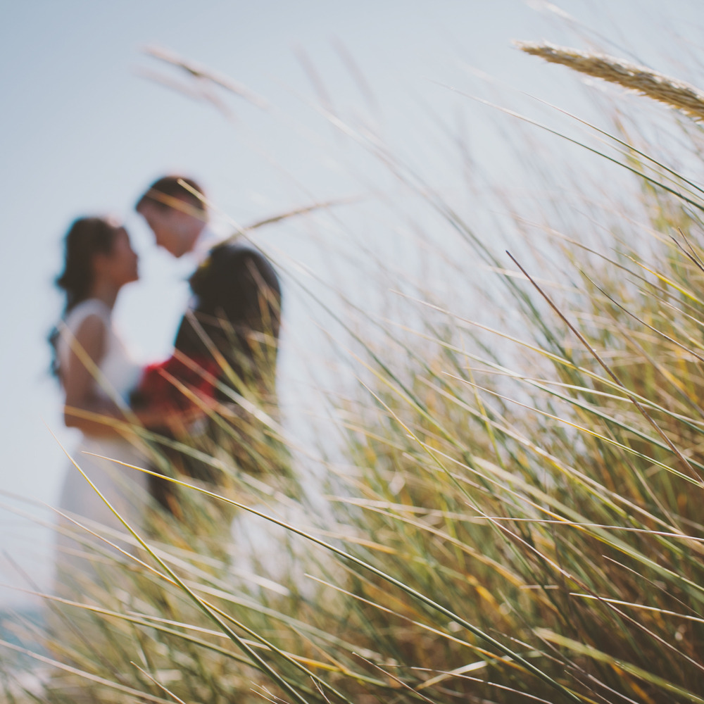 PT. REYES BEACH WEDDING