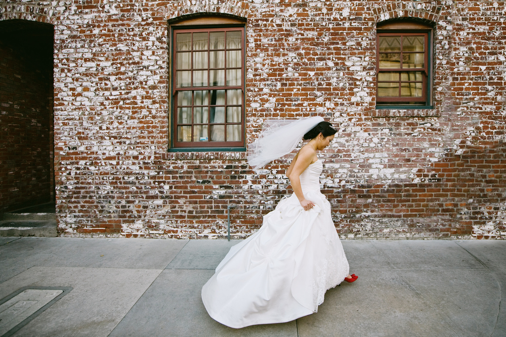 Wedding at Westminster Presbyterian and The Rococo Room, Pasadena CA