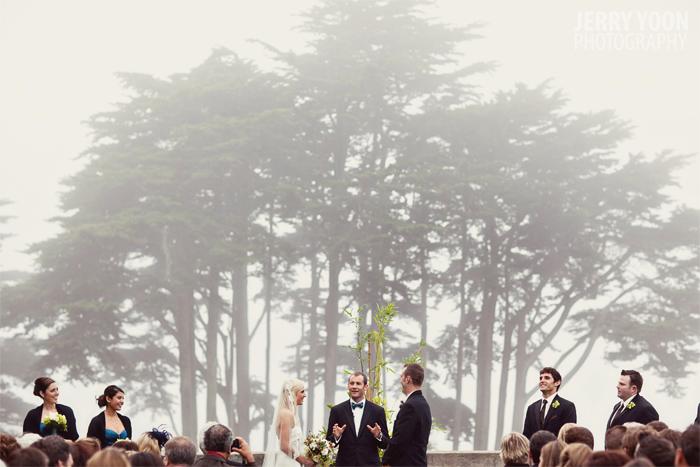 Legion of Honor wedding photographer san francisco