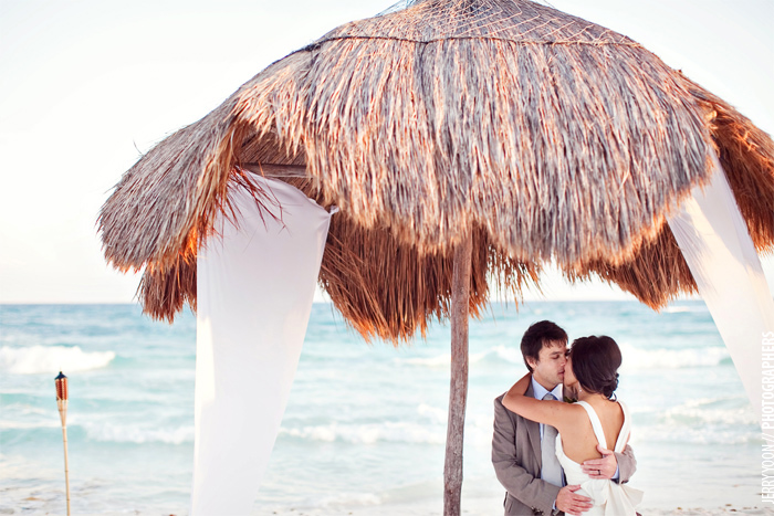 Playa Del Carmen Mexico Destination Wedding Photographer