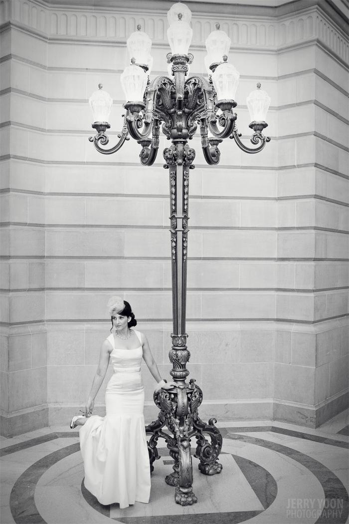 San Francisco City Hall Wedding Photography