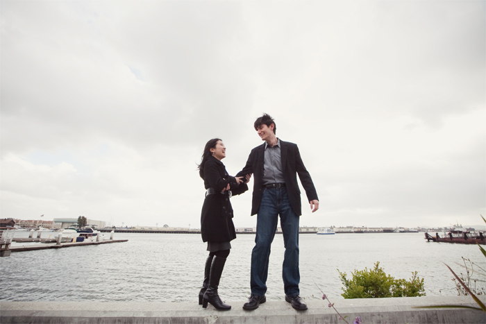 Oakland Engagement Shoot Wedding Photography