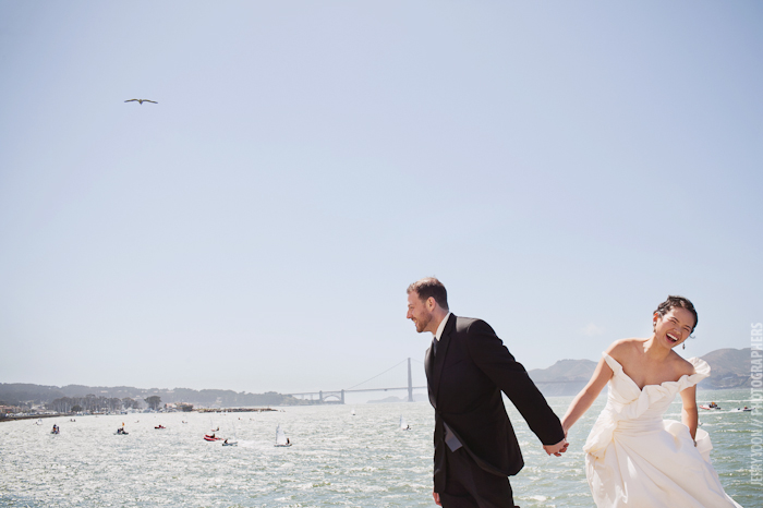 San Francisco Fort Mason Wedding Morrocan Wedding Photography