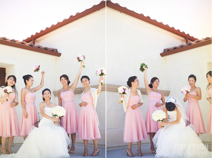 Palos Verdes Country Club Wedding Photography
