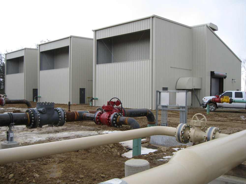 PVR Marcellus Gathering Compressor Station