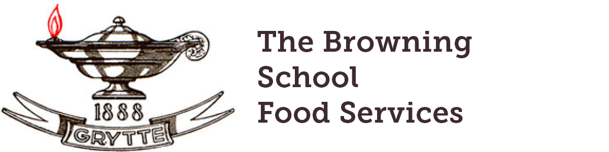 The Browning School Food Service