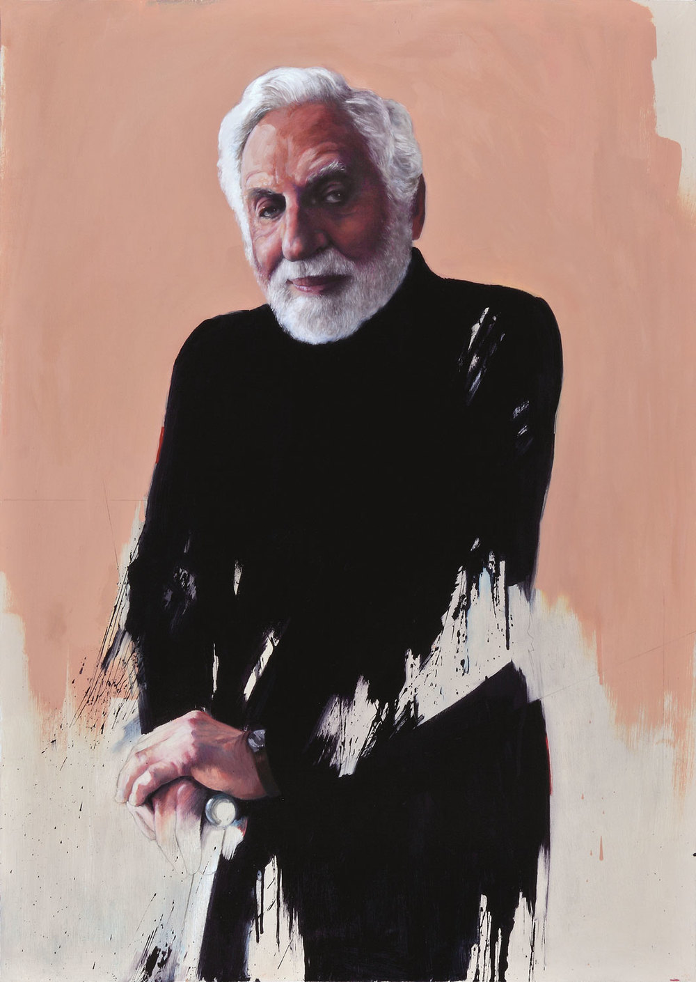 Dr. Carl Djerassi