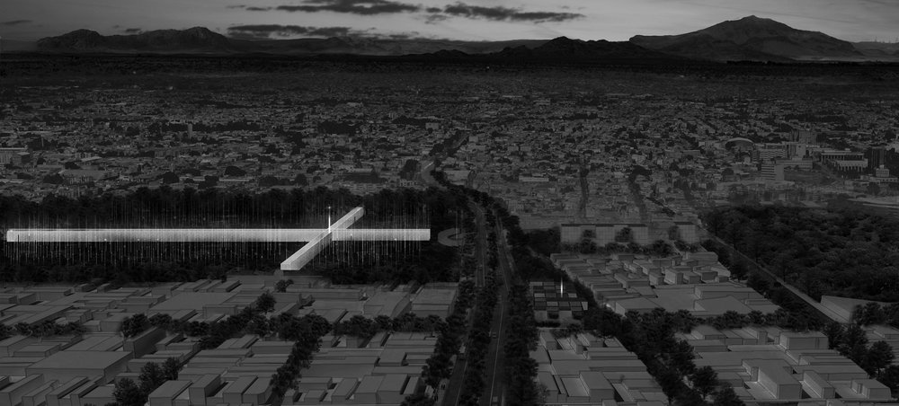 Plan Maestro en Colonia Mezquitán | VIII semestre |Tema: Olvido y arquitectura |Guadalajara, Jalisco, México