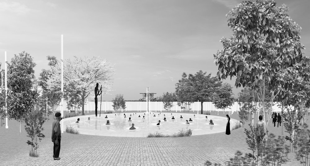 Capilla Mezquitán |VIII semestre |Tema: Olvido y arquitectura | Guadalajara, Jalisco, México.