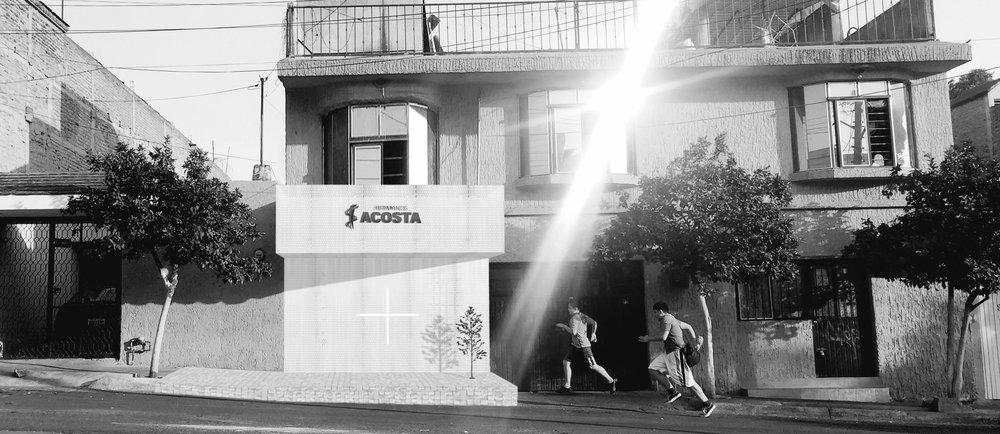 Propuesta remodelación: Farmacias Hermanos Acosta |Independiente