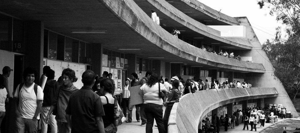 Rayo de luz |Propuesta de instalación CUAAD 2017 |Tema: Arquitectura y olvido |Ubicación: CUAAD, Guadalajara, Jalisco, México.