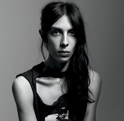 Jaime Bochert; model