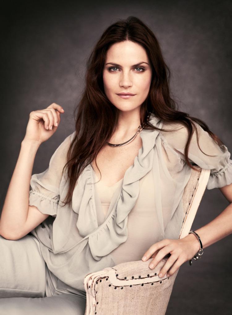Missy Rayder; model