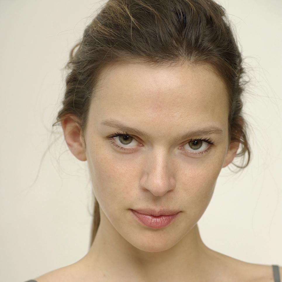 Elise Crombez; model