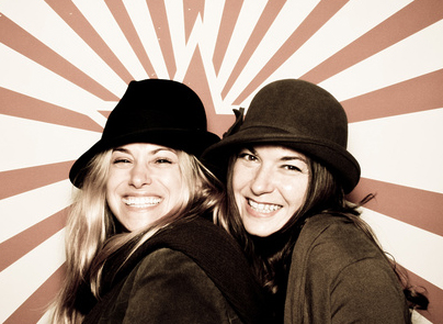 Honey & Coupe Founders, Elora Cosper and Radiance Bellavita. Image Property of Honey & Coupe
