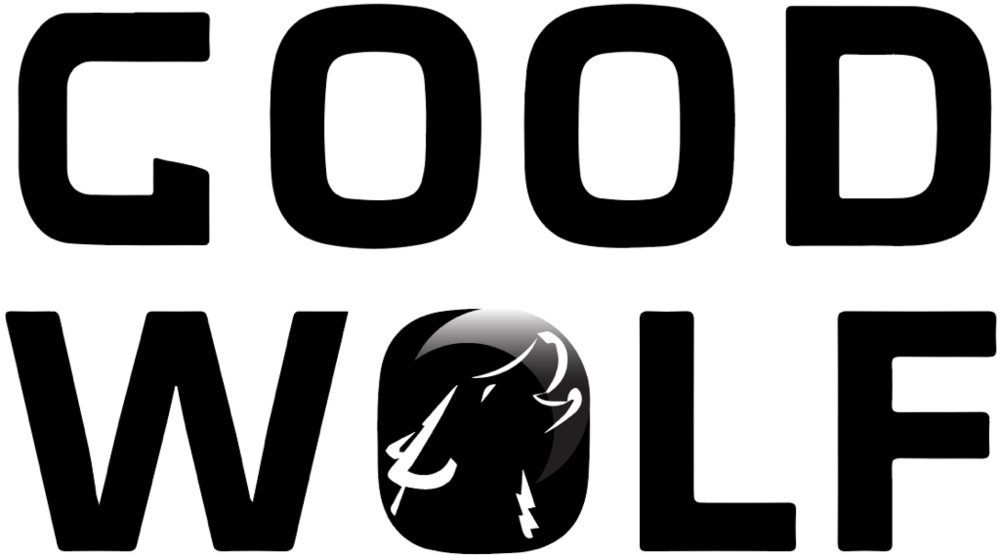 Introducing the new Good Wolf Coaching logo.