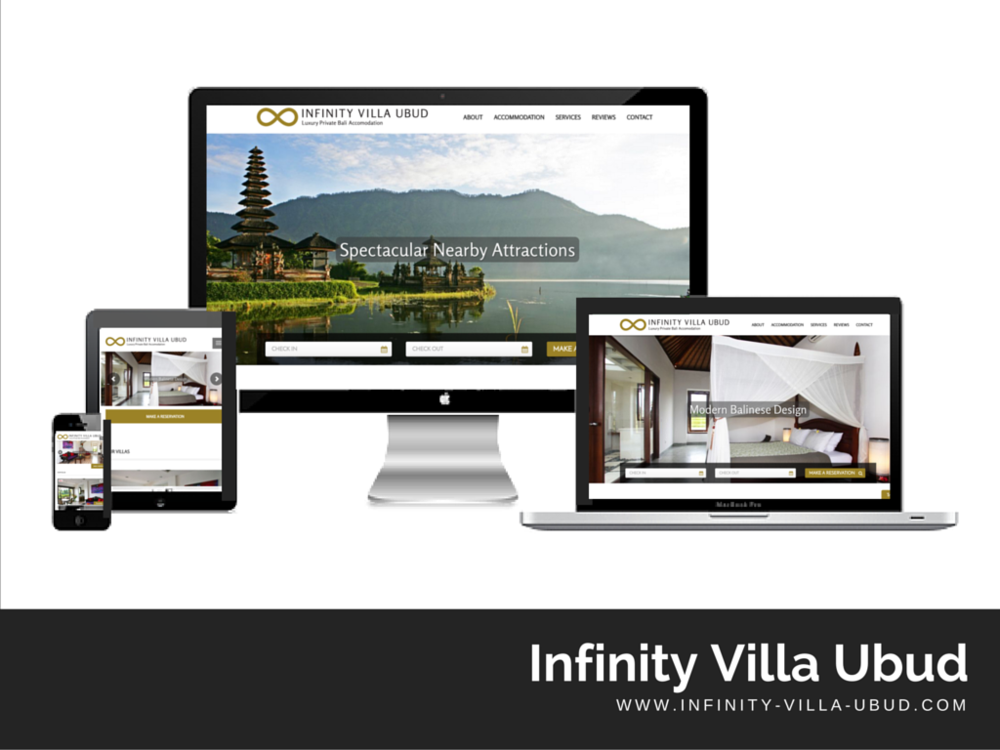 Infinity-villa-ubud.com Website built by Digital Pollinators