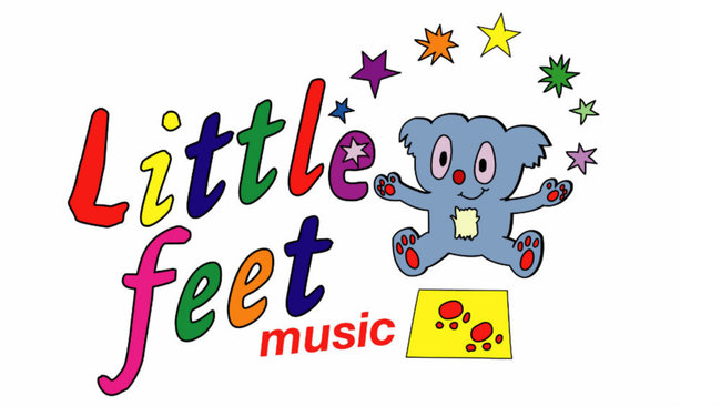 Little Feet Music Logo
