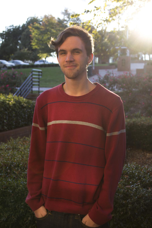 Junior Zack Millsaps (click to go to next photo)