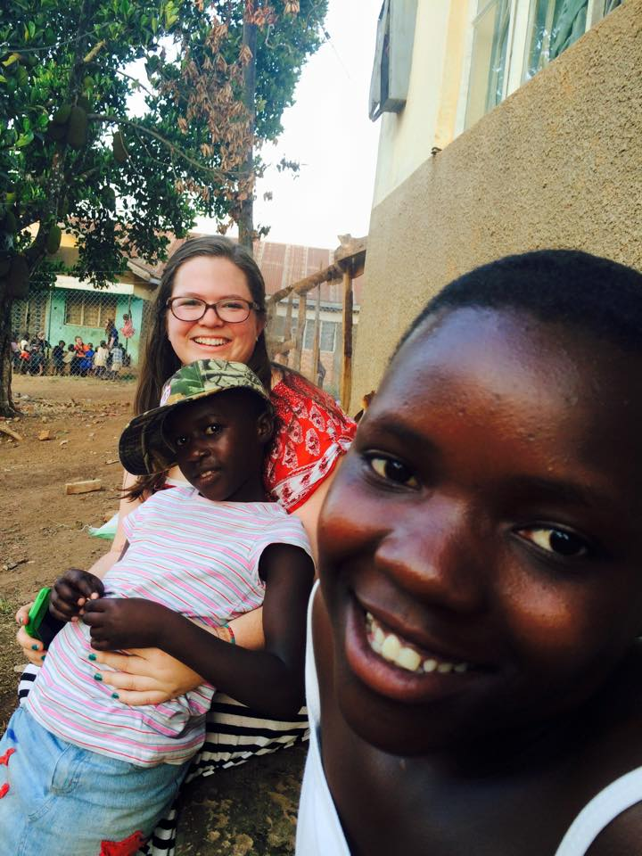 """God is still shaping the 'where' of my future, but I also think He used the people of Uganda to grow my heart for people in general of every nation, culture, and language,"" said sophomore Carsen Taylor."