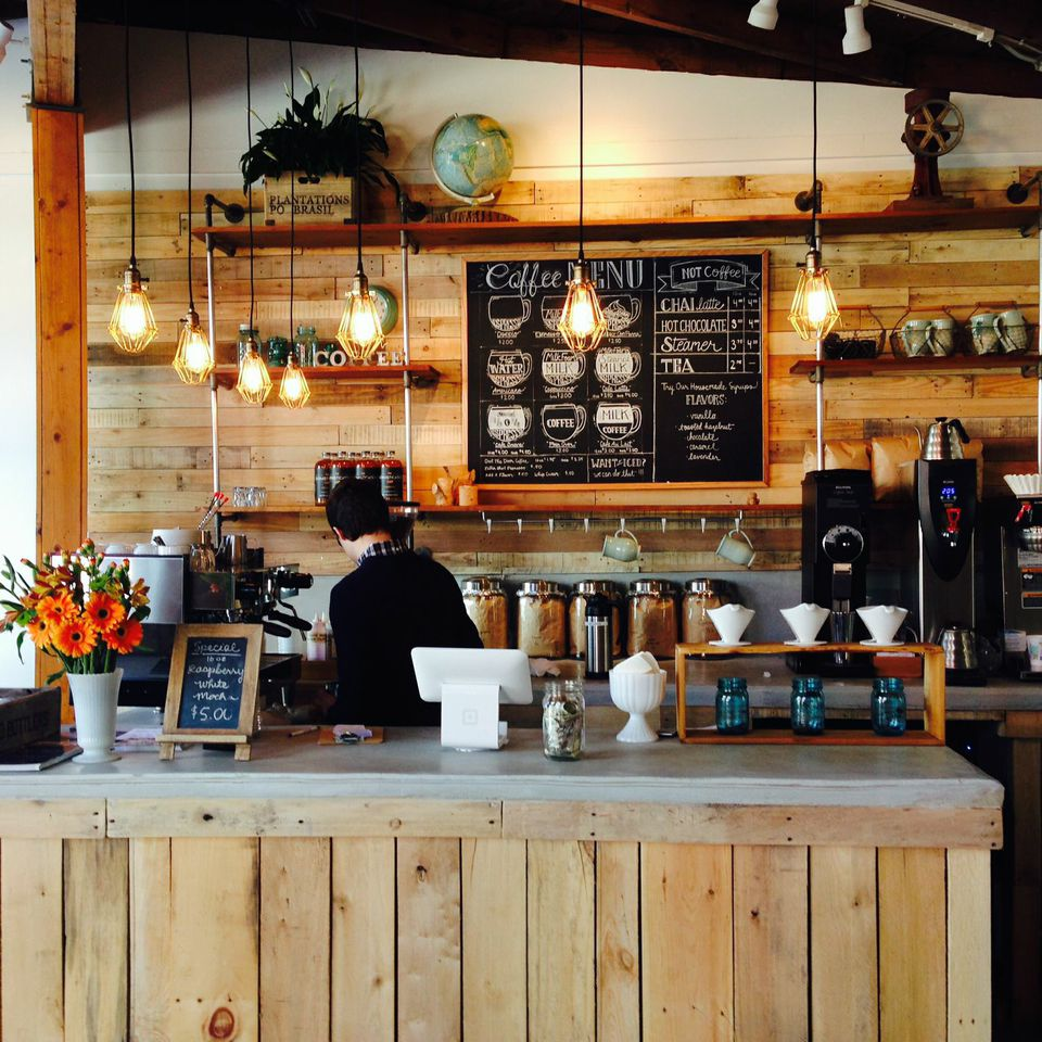 Best Little Coffee Shops