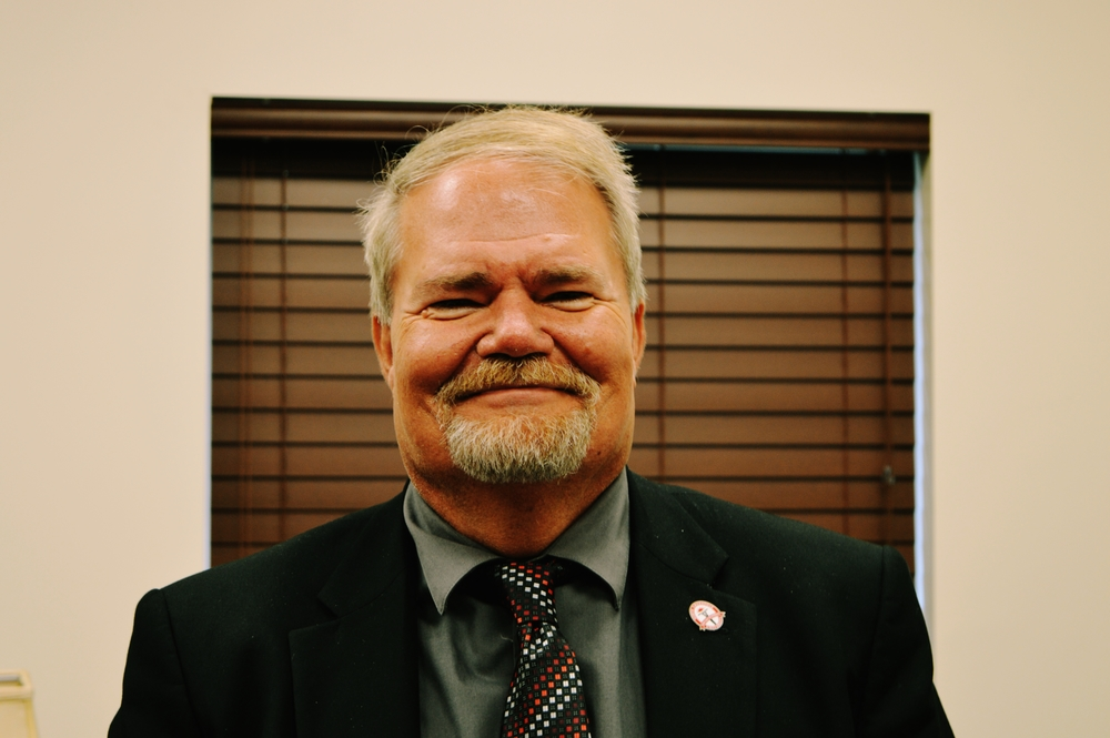 Tony Beam, Director of the Christian Worldview Center