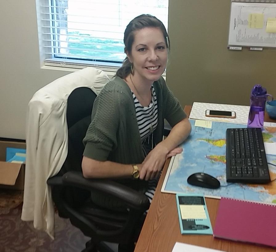 Nikki Clifton, Associate Director of Cross Cultural Engagement and Global Leadership