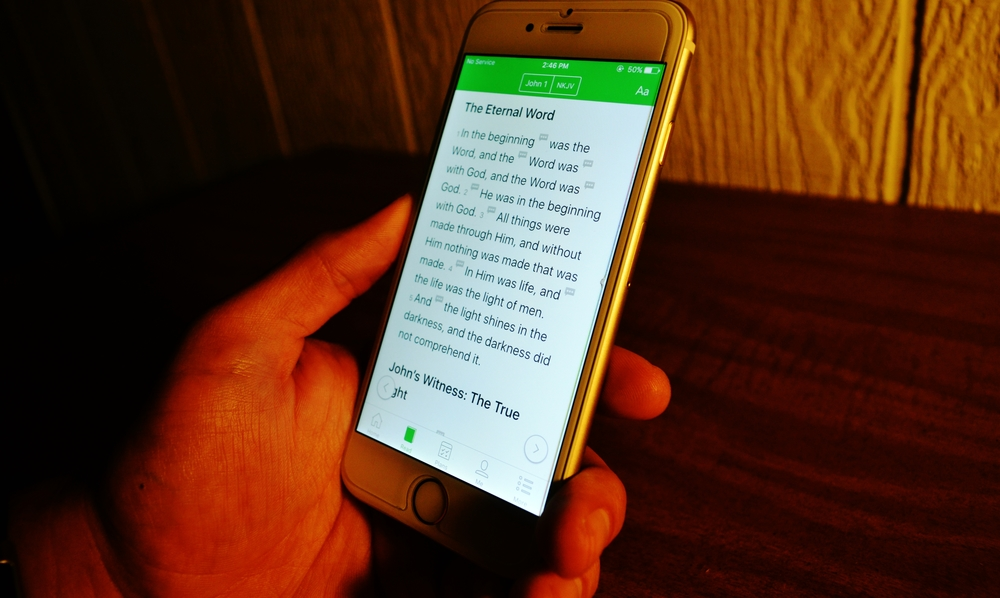 Electronic Bibles are becoming increasingly popular in today's digital age