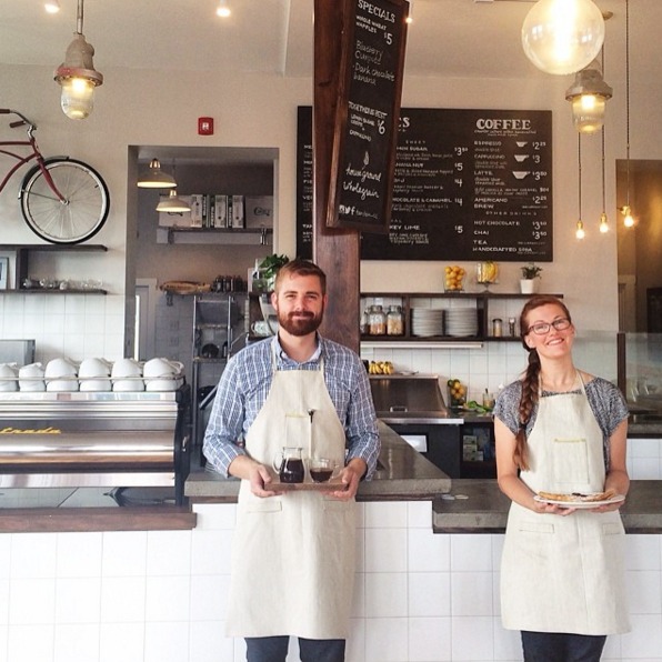 "Brad and Kristen Hartman, co-owners of Tandem Creperie and Coffeehouse in downtown Traveler's Rest, stick to the mantra ""together is best"" when considering customers, community and their own team at Tandem."