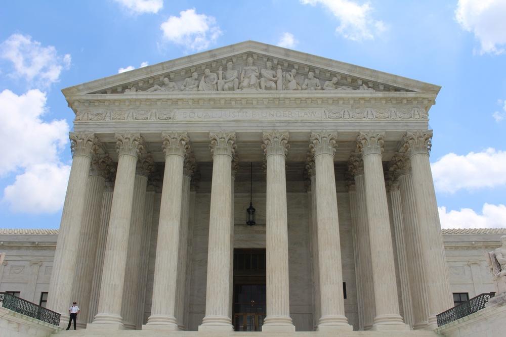 The U.S. Supreme Court. (photo courtesy of unsplash.com)