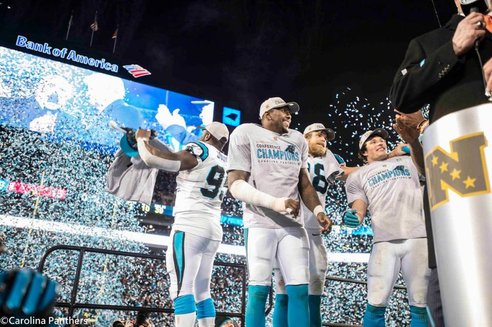 photo from panthers.com | Carolina Panthers