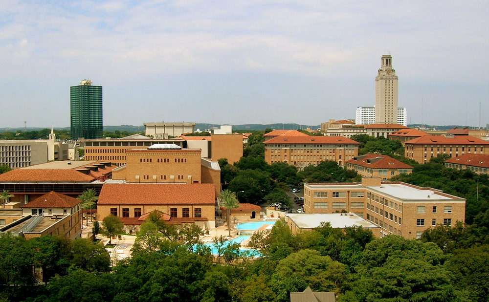 University of Texas, Austin. Courtesy of freeimages.com.