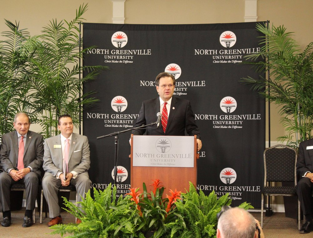NGU welcomes new president-elect during press conference Thursday