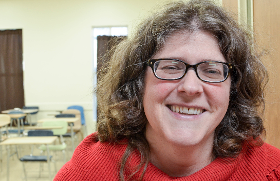 Mary Nance Joseph,Adjunct Instructor of American Sign Language: I don't normally watch football but I do have a party with friends on game night. We play board games and invite people who love football.
