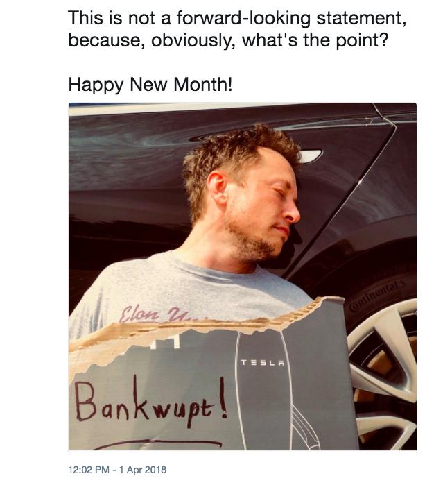 Photo by Elon Musk via Twitter