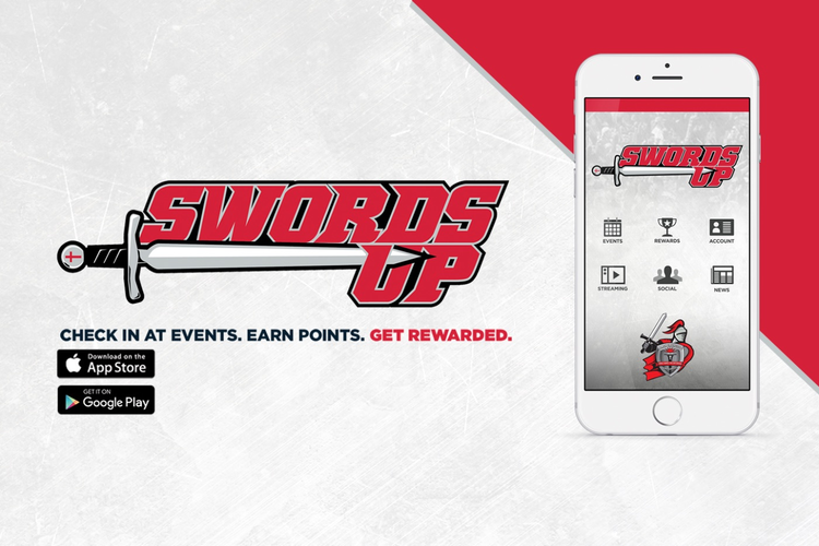 North Greenville's Swords Up App Creates fun competition for