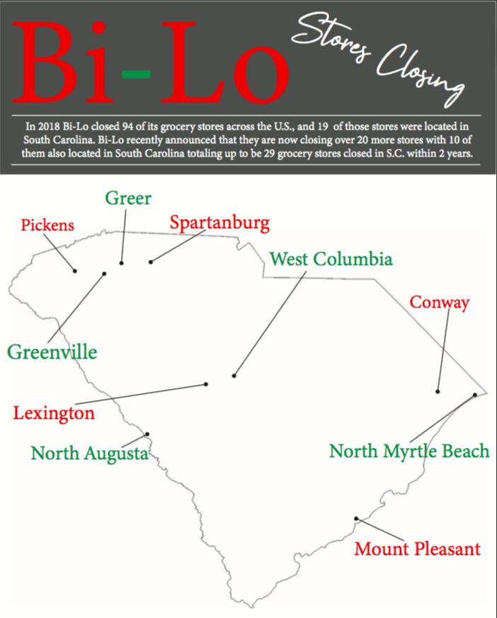 Bi Lo Stores >> Over 22 Bi Lo Stores Closing Vision Media