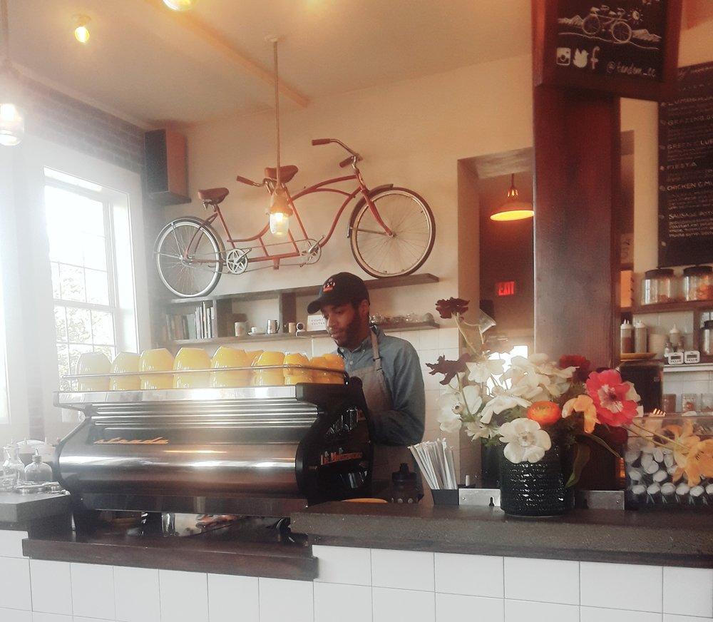 photo of Tandum Creperie and Coffeehouse by Chloe Watson
