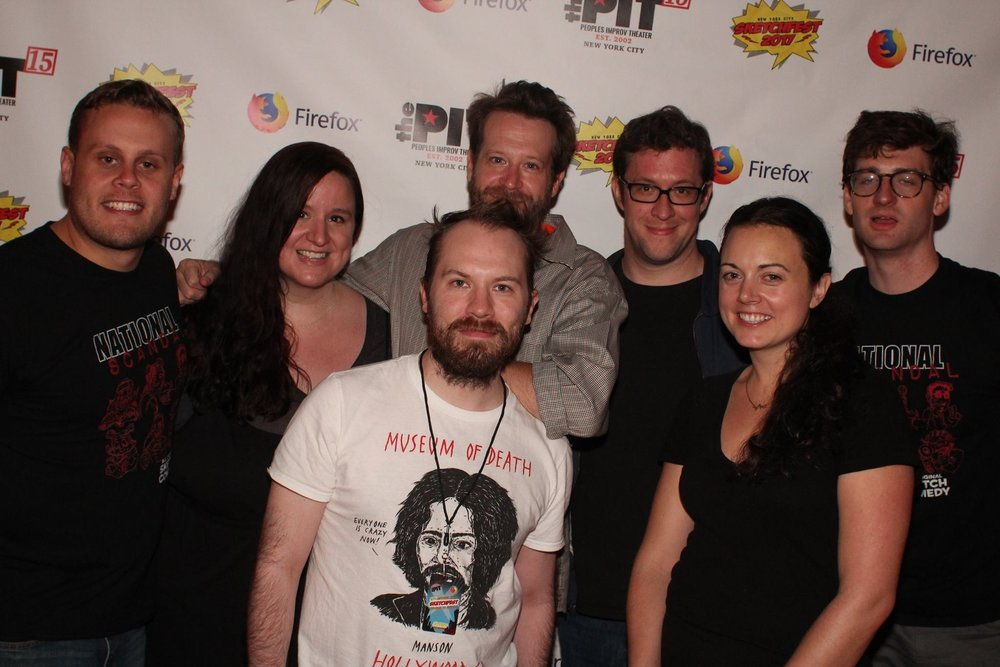 SketchFest 2017 - Photo Credit Giancarlo Osaben